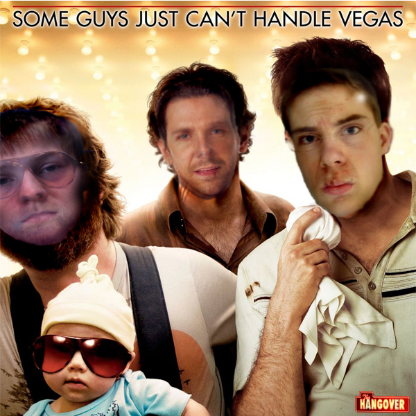 &#13                  oUr HaNgOvEr MoViE &#13&#13     ★ Starring Stephen, Hunter & Carter ★ &#13&#13        Coming to Vegas December 19th, 2009&#13